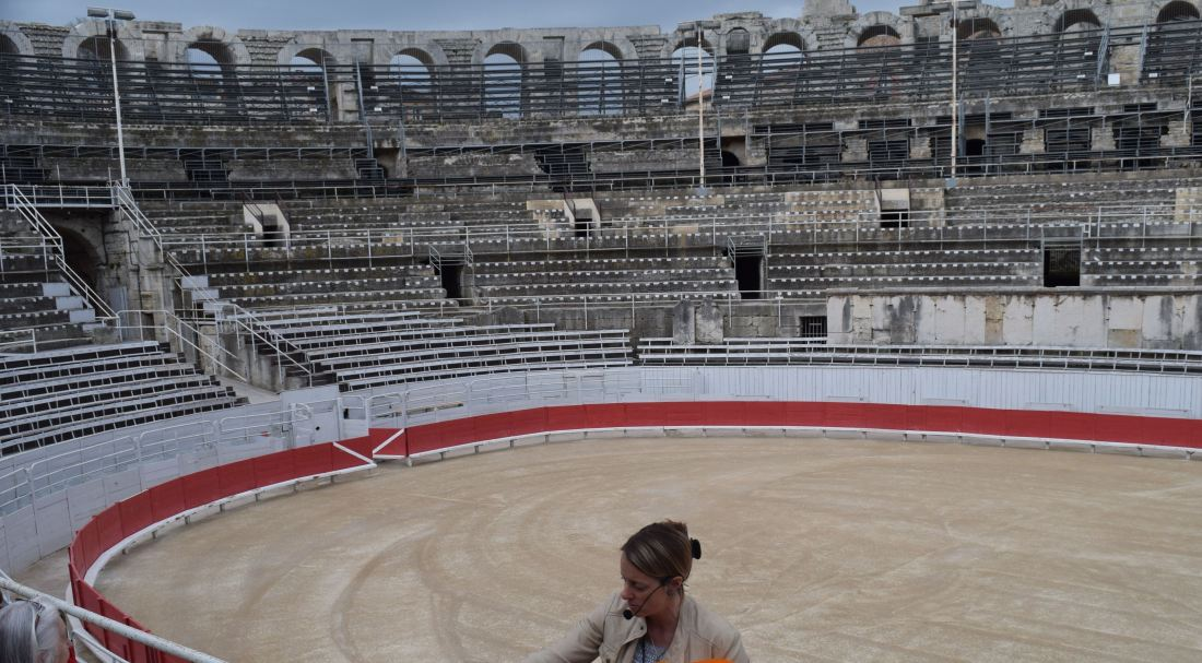 Arles Coliseum 21