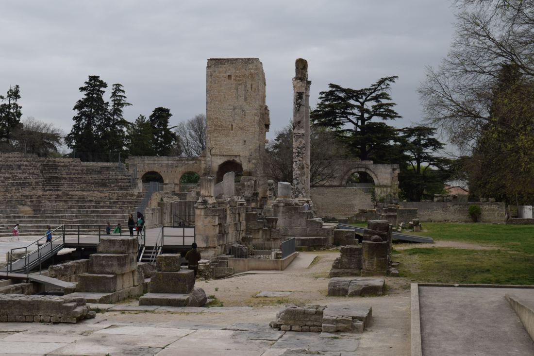 Arles Roman Ruins21