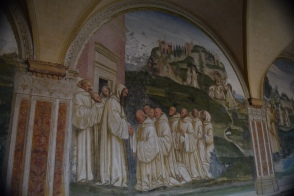 Monastery fresco1