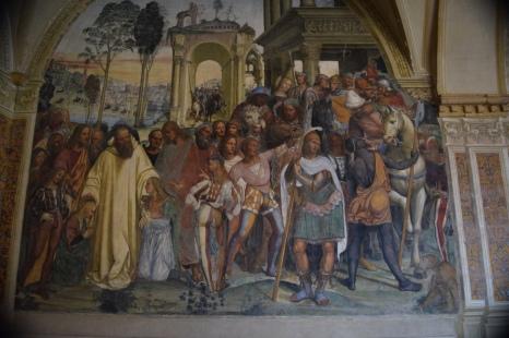 Monastery fresco2