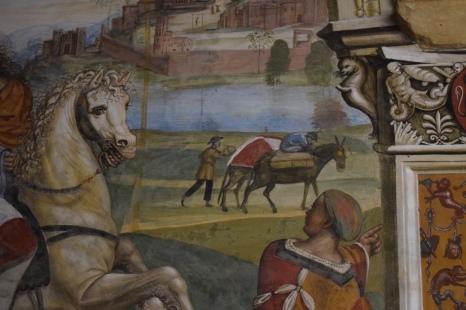 Monastery fresco4