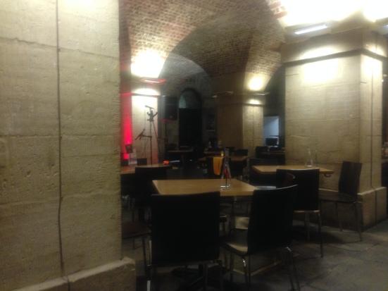 125 St Martins Crypt