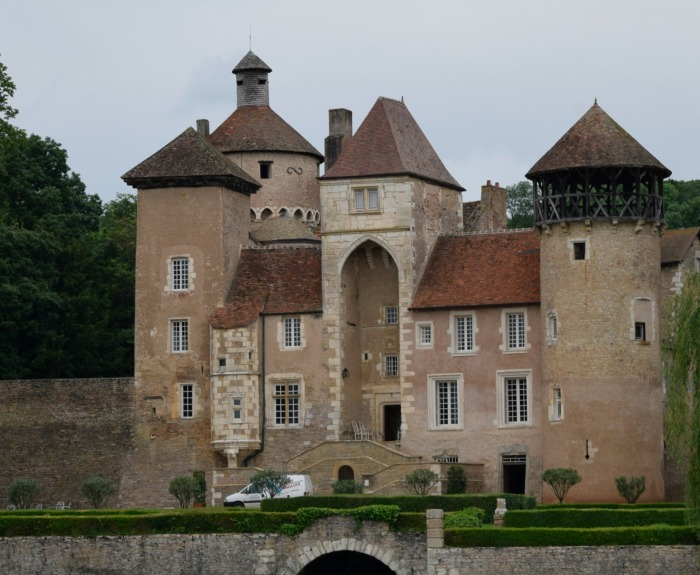 We almost had a castle in France